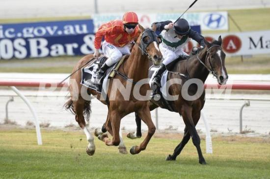 Cyclone Andy Back In Form