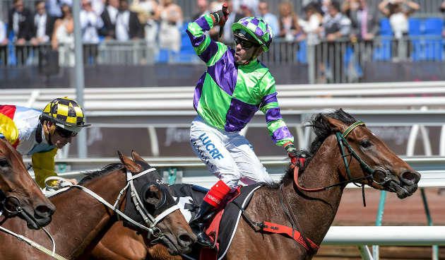 I Am A Star Wins The Group One Myer Classic