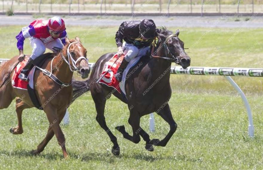 Carusmatic Breaks Her Maiden In Only Her Second Start