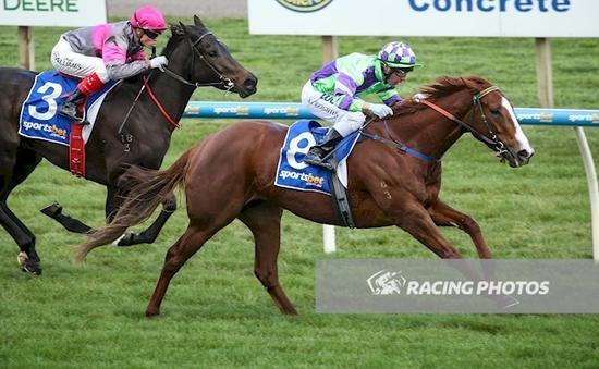 Mesclun Claims Deserving Win