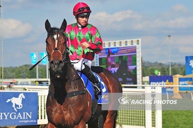 Winning Affair at Ballarat