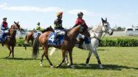 Strength Of Spirit storms home to win maiden