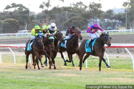 Meteoric rises to overdue win