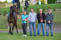 Dashing maiden win for Royal Enigma
