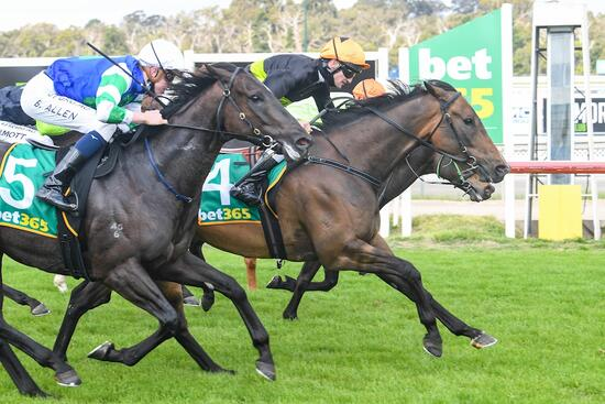 Whowoodathort prevails with strong finish