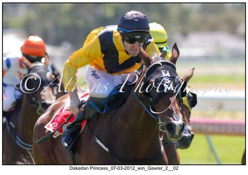 Dakadan - Princess of Gawler