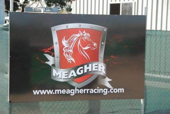 Now a city success for Meagher Racing