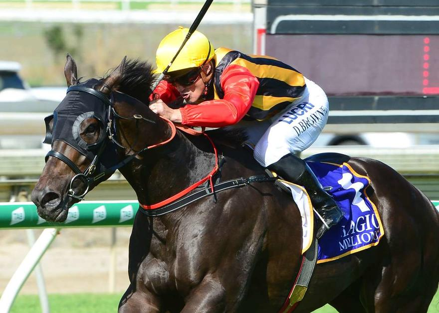 BOOMSARA WINS GROUP 3 VO ROGUE PLATE