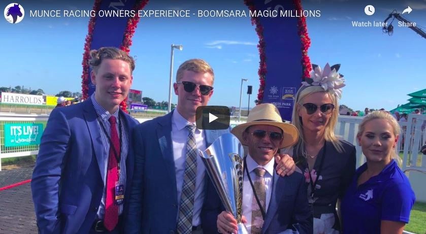 OWNERS EXPERIENCE - BOOMSARA MAGIC MILLIONS
