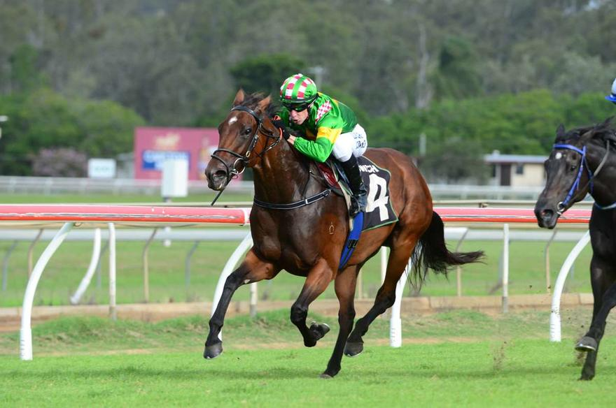 SMARTYPY PROVES TOO SPEEDY AT IPSWICH