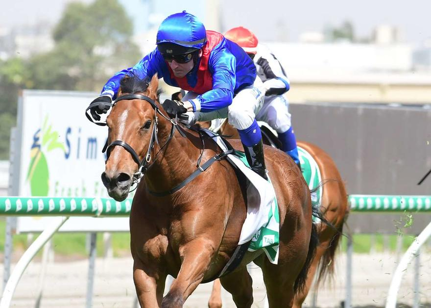 TIME FOR LOVE BREAKS MAIDEN AT GOLD COAST