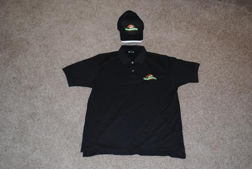 Delbridge Racing Polo Shirts and Caps Available
