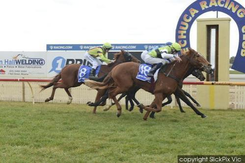 Parallel Lines Wins at Echuca