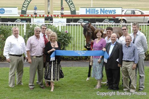 Crafty Irna wins at Hawkesbury