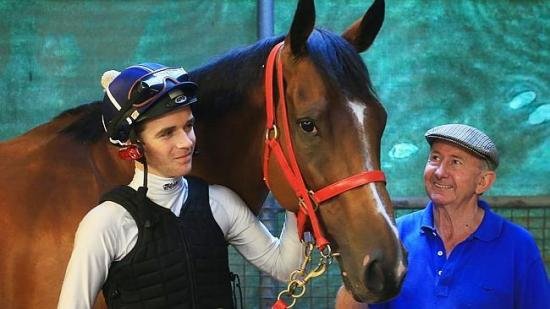 Ron is banking on Monton securing a Doncaster Mile Start