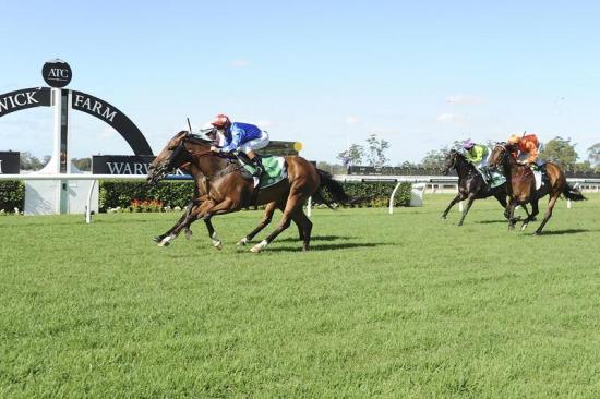 Nisroc wins at Warwick Farm