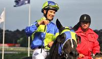 Steph takes over on unbeaten Filly