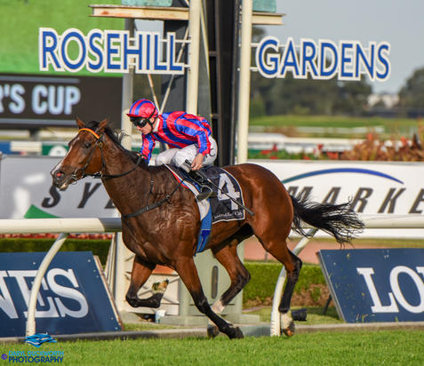 Top Of My List takes out the listed Sydney Markets Lord Mayor's Cup 2000m