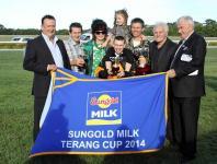 Nostalgic Terang Cup Win for O'Sullivan