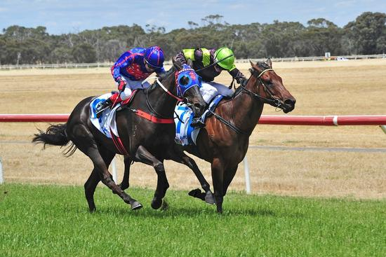 Mighty Nitrox Ticks Off Her Maiden