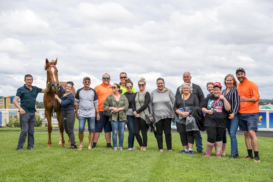 Royal Bower's Maiden Win