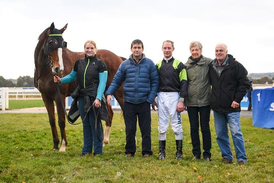 Fine Evader Delivers Our First Ballarat Synthetic Track Win