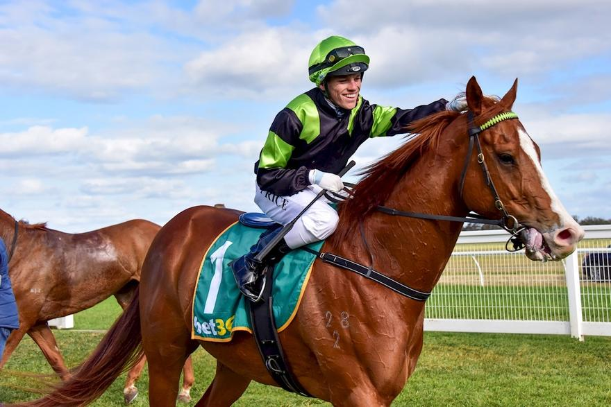 Will Price All Smiles After Maiden Win