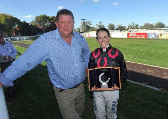 Brett Cavanough claims his 11th SDRA Trainers' Premiership
