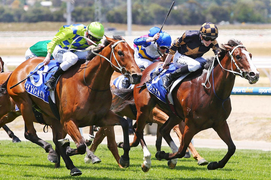 Tykiato turns it on at Pakenham #17in16