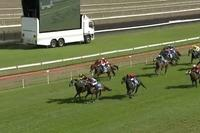 He's done it! Mark My Word breaks through at Tamworth