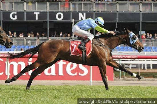 Easy win for Longport on Emirates Stakes Day