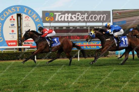 Sequends Breaks Her Maiden in Style
