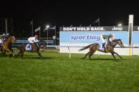 Sertorius storms to city success