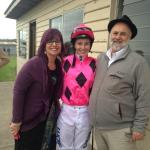 Consiello thrills owners with victory