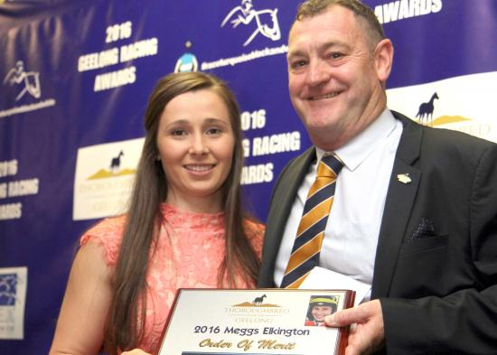 Emsley Lodge prominent at awards night