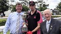 Duke romps home in Briseis Cup
