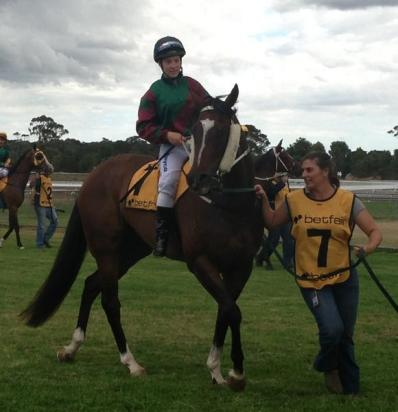 Racey Louie storms home to score at Colac