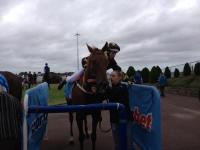 ZUPAONE FILLY WINS AT GEELONG
