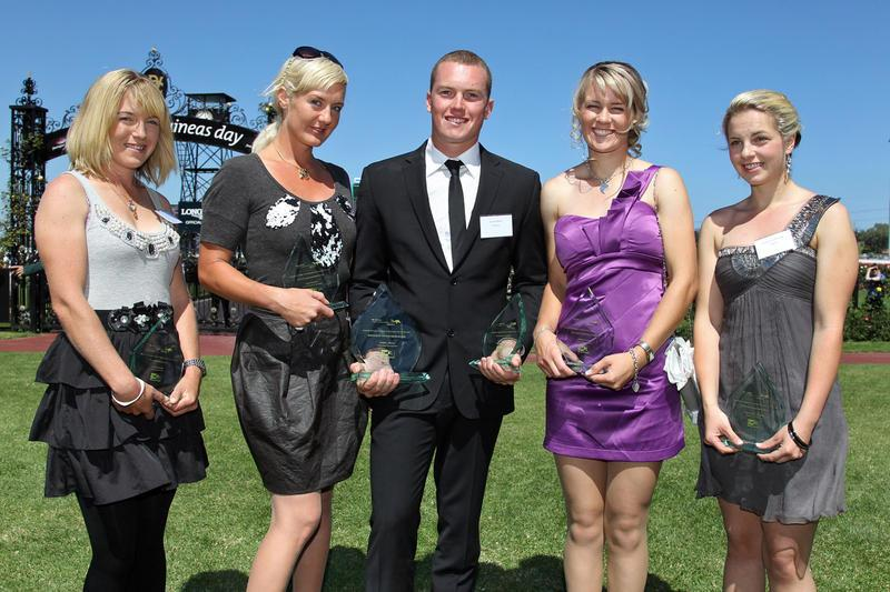 Daniel wins Tabcorp Racing Vic, Thoroughbred Employee of the Year.jpg