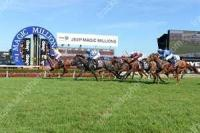 Darryl Wins Magic Millions