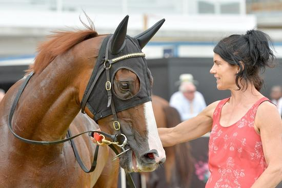 Just Hifalutin's big Flemington win