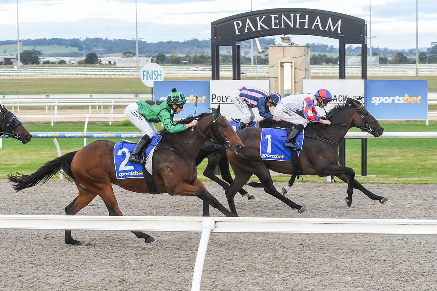 Cheeva Grande does it again at Pakenham