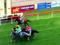 Zinging And Towkash(pictured) Finish Second At Port