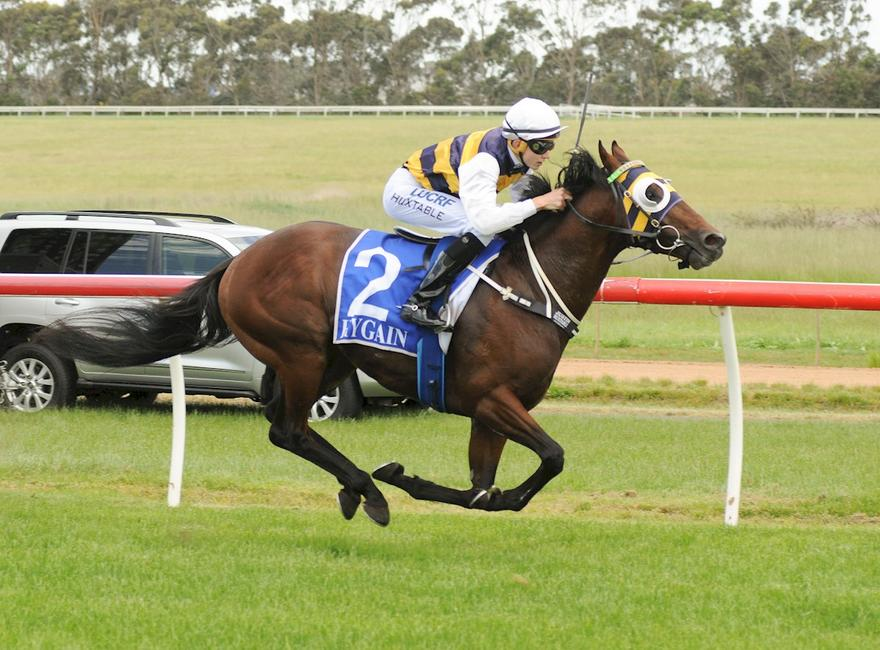 FIRST WIN IN AUSTRALIA FOR ROMANESQUE