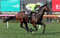 Symphony makes plenty of noise at Flemington