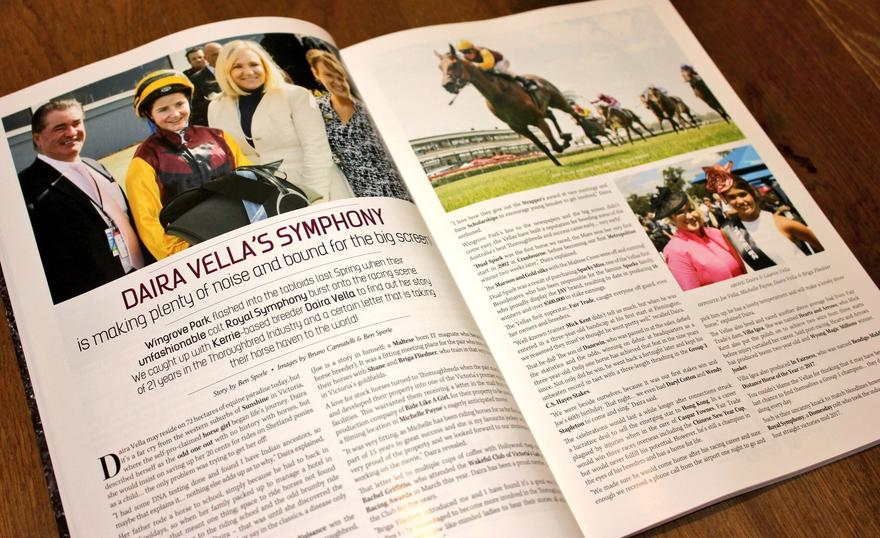 Daira Vella Feature | Ladies In Racing - Spring Edition