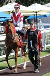 Taught By The Best Wins Cellarbrations Maiden Plate Doomben