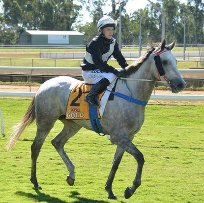 Miss Miles Wins Champ Resources Maiden Handicap Rockhampton