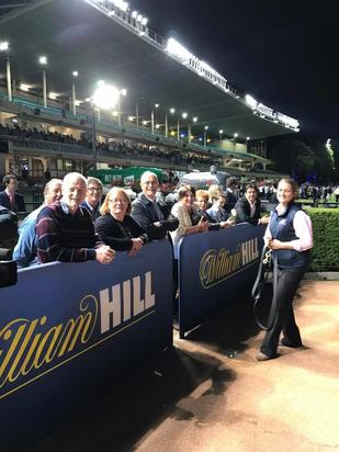 Anniversary celebrated with a Moonee Valley double