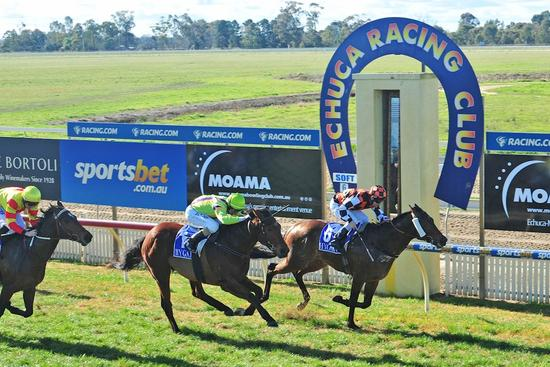 DEBUT WIN FOR BENNETT RACINGS FIRST STARTER